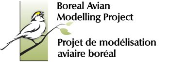 The Boreal Avian Modelling Project Logo