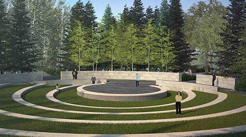Building Understanding: Aga Khan Garden, Alberta