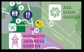 Aga Khan Garden, Alberta - University of Alberta Botanic Garden